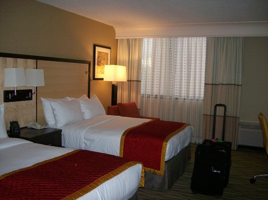 Hilton Woodcliff Lake: Double Room Type