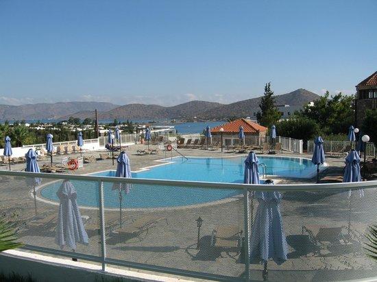 Elounda Breeze Resort :                   Piscine de l'hotel