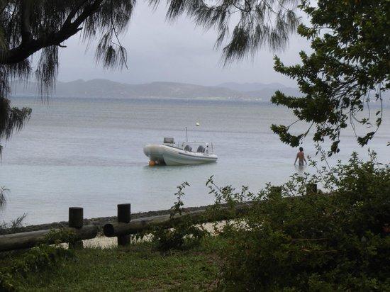 L'Escapade Island Resort: Lagon