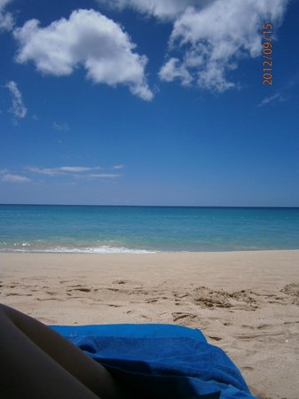 Royal Westmoreland:                   Mullins Beach