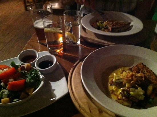 Bistro Betws-y-Coed:                   Lovely dinner!
