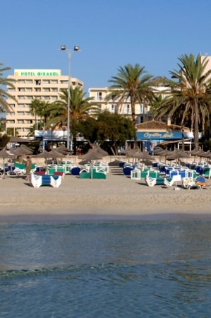 Photo of Hotel Girasol Cala Millor