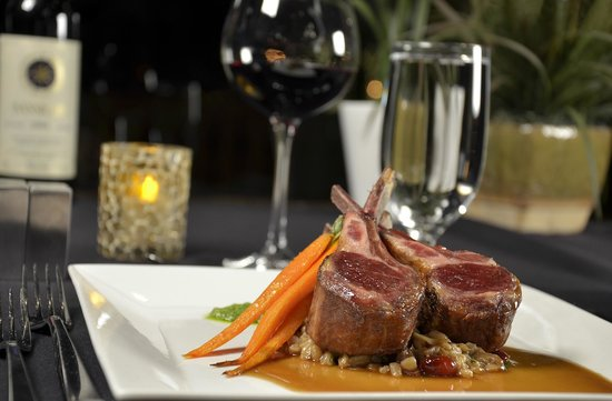Lord Gore Restaurant at Manor Vail: Colorado Rack of Lamb