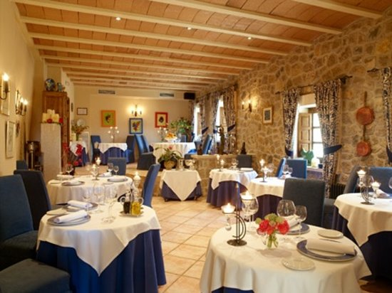 Can Furios Hotel: Restaurant