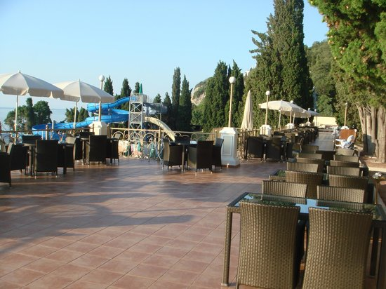 Palmira Palace Resort & Spa:                   A nice place to have a cup of tea