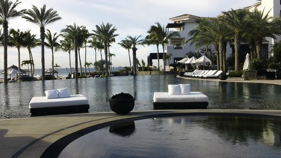 "Cabo Azul Resort:                   This is the ""cold"" pool"