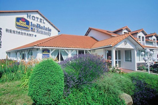 Photo of BEST WESTERN Le Relais Kennedy Clermont-Ferrand