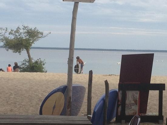 Cazaux, France: plage laouga