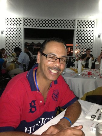 Puerto Plata Village Resort:                   this is a real smile before getting plastered