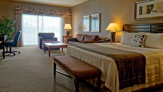 BEST WESTERN PLUS Bayside Hotel: Water View King Room