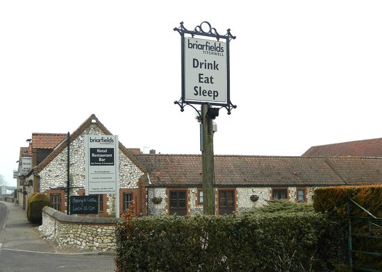 Briarfields Hotel:                   'Briarfields'