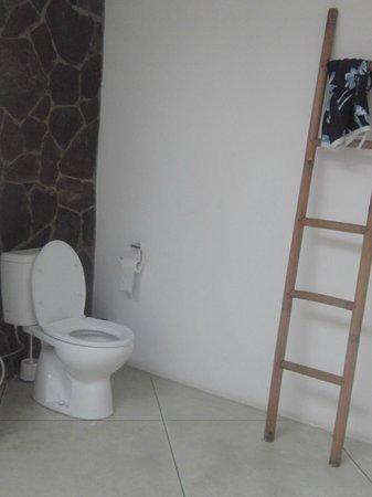 Anakula Villas:                   toilet