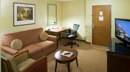 Hilton Garden Inn Dallas/Allen : Suites