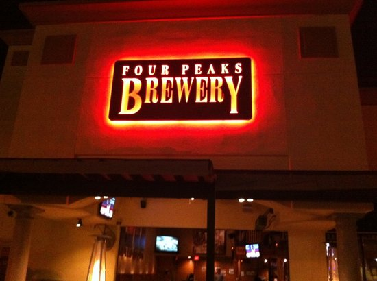 Photo of American Restaurant Four Peaks Grill & Tap at 15730 N. Pima, Scottsdale, AZ 85260, United States