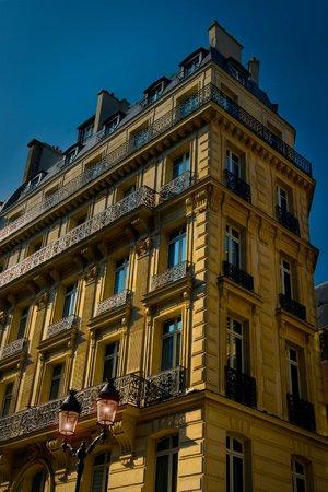 هوتل لومين باريس لوفري: Hotel