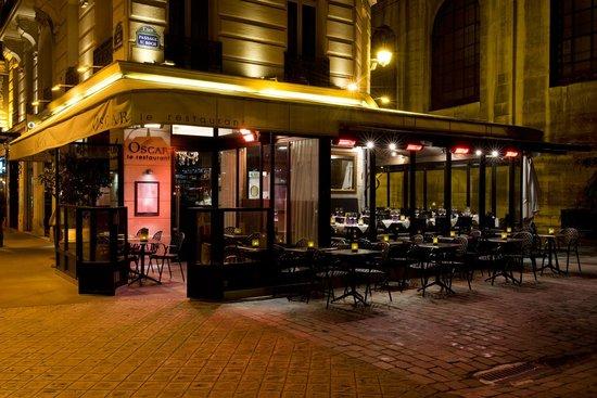 Hotel Lumen Paris Louvre: Restaurant