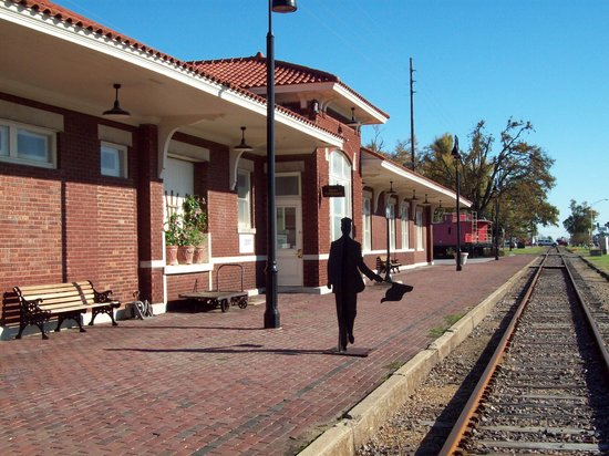 Sikeston Depot Museum & Gallery