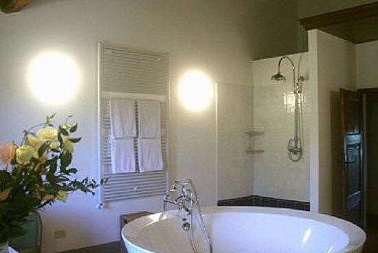 Le Colline Dei Sogni - San Casciano Dei Bagni : Luxury bathroom
