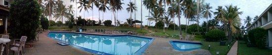 Palm Village Hotel: Pool Area