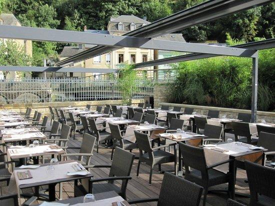 Ikki: La terrasse