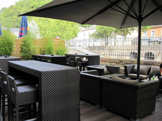 Ikki : La terrasse