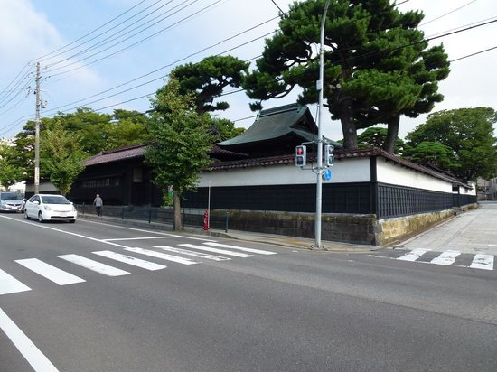 Sakata, Japan:                   本間家旧本邸