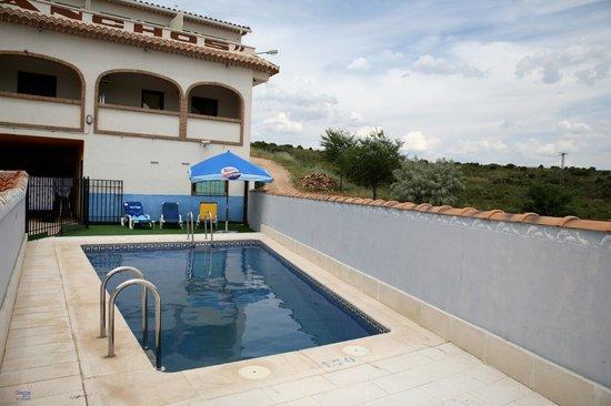 Apartamentos Turisticos Los Panchos: piscina