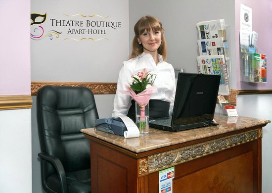 THEATRE BOUTIQUE APART-HOTEL - Updated 2019 Prices & Reviews (Kiev