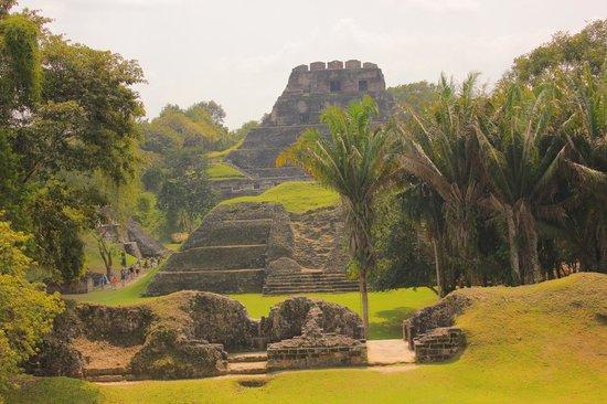 Coco Plum Island Resort:                   Xunantunich Mayan Ruins