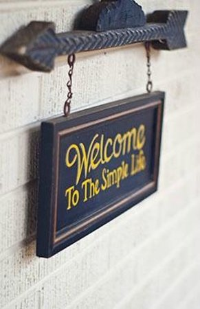 Delta Street Inn: Welcome!