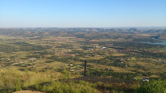 Aerial Cableway Hartbeespoort: View from the top