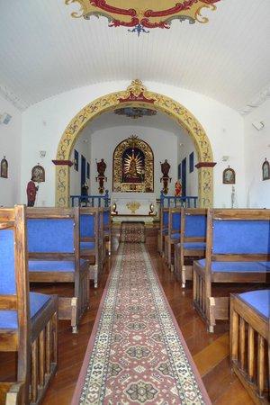 Atlantico Buzios Hotel:                   Petite chapelle à l'intérieur de l'hôtel
