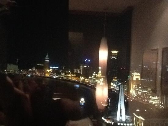Hyatt on the Bund: вид из окна