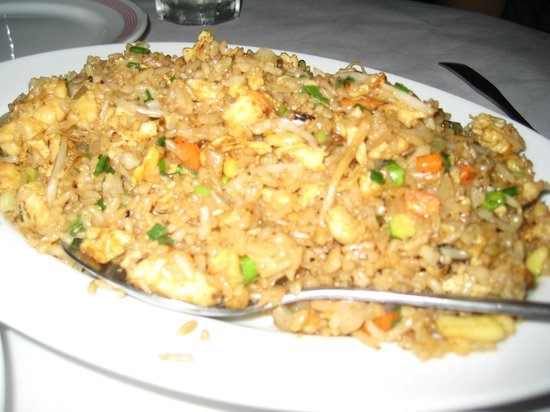 Tibetan Delight:                   Mongolian Rice