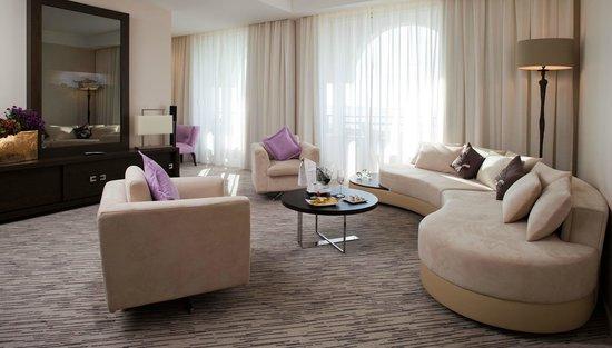 Radisson Blu 1835 Hotel & Thalasso: Sky Suite