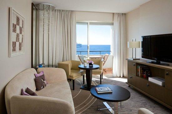 Radisson Blu 1835 Hotel & Thalasso: Mediterranean Suite