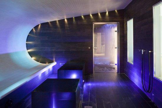 Radisson Blu 1835 Hotel & Thalasso: Caldarium (anti-chambre Hammam)