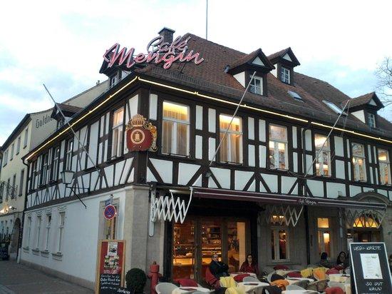 Cafe Restaurant Mengin: Café Mengin