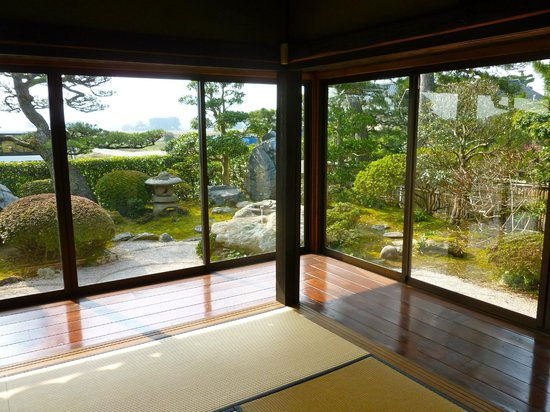 Izumo, Japan:                   beautiful 200 year old house where the museum is