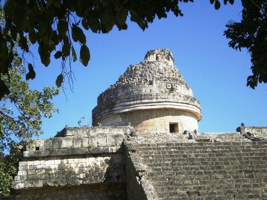 Ocean Breeze Riviera Maya Hotel:                                     Observatory Chichen Itza