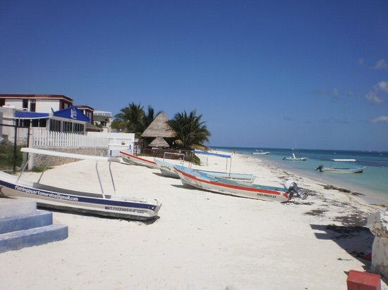 Ocean Breeze Riviera Maya Hotel:                                     Puerto Moreles
