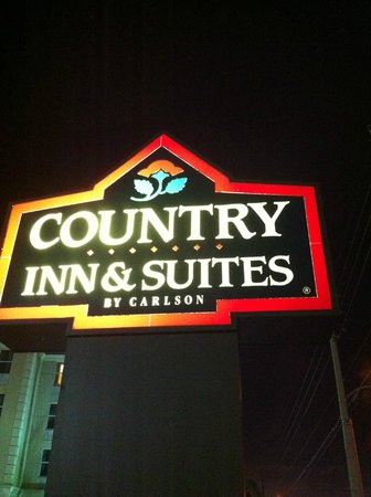 Country Inn & Suites By Carlson, Orlando:                   Entrada