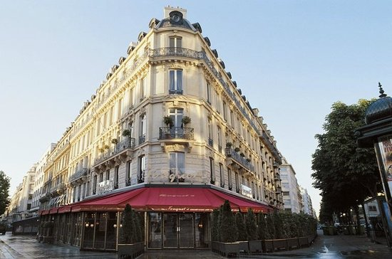 Cafe Fouquet S Paris Champs 201 Lys 233 Es Restaurant