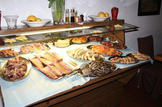 BEST WESTERN Alpen Resort Hotel: Grill - Buffet