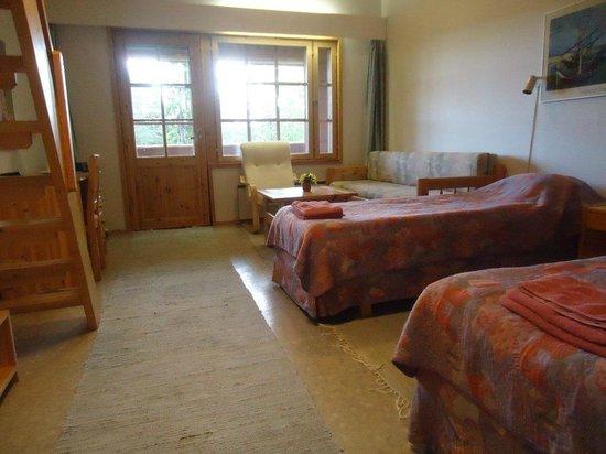 Hotelli Kuusamon Portti: doubleroom