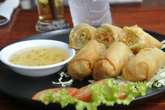 THE BAY Resort & Restaurant : Dining