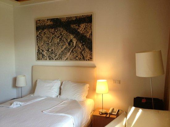 Porto Santo Hotel : Villa bedroom