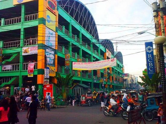 Hotel Delfino :                   Shopping mall oposite the hotel