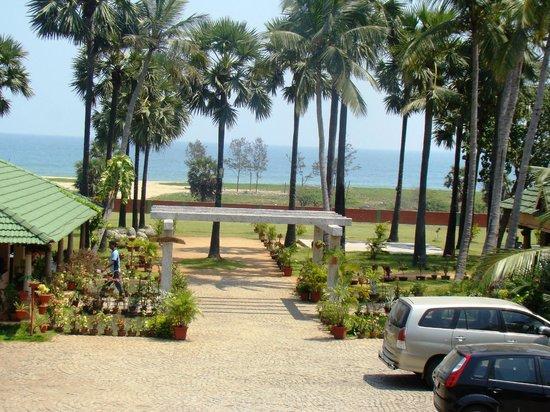 Nalla Beach Resort Pondicherry Review