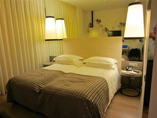 Starhotels E.c.ho.:                   Bedroom
